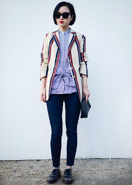 Синие джинсы - культовая вещь