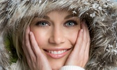 Защищаем кожу от шелушения при морозе
