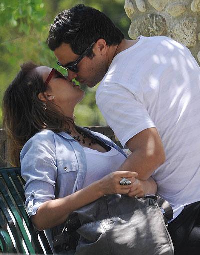 Джессика Альба (Jessica Alba) с мужем