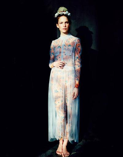 Платья на выпускной 2013: платье LES', 15 000 р.