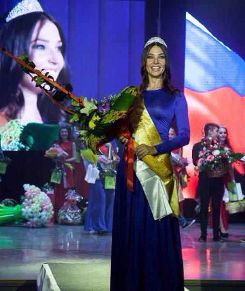 Александра Бобылева, «Краса России – 2015»