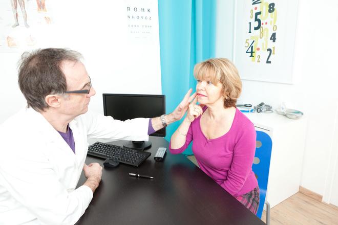 Боли в челюсти при открывании рта