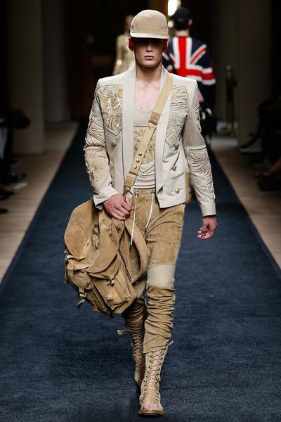 Неделя мужской моды в Париже: лучшие показы | галерея [7] фото [13]