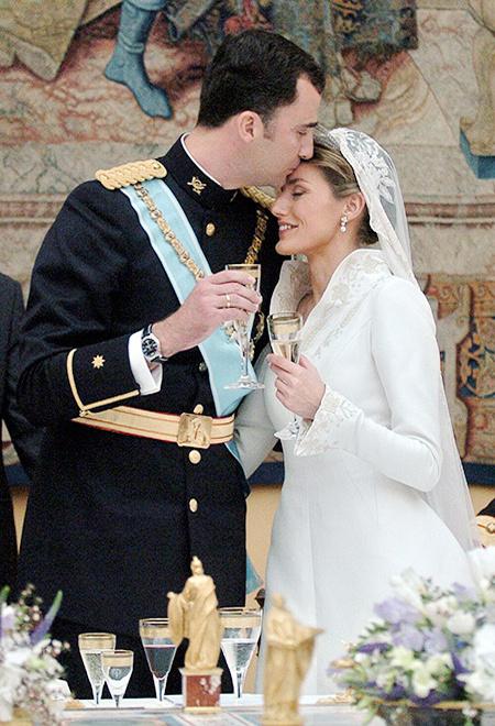 Свадьба Фелипе и Летиции