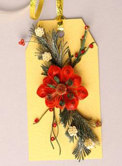 украшения, мастер-класс, Новый год, Рождество, своими руками, рукоделие, бумага, новогодний декор, квиллинг, праздничная сервировка, украшения стола, открытки своими руками