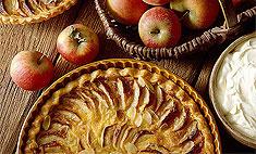 Шарлотка и другие фруктовые пироги