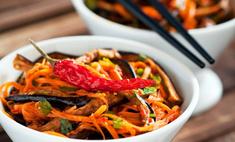 Баклажаны по-корейски: традиционный рецепт