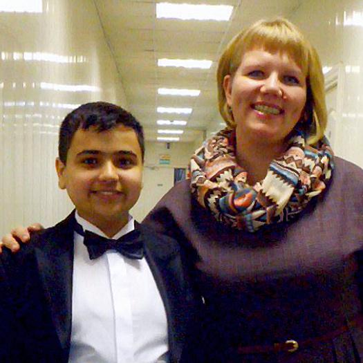 «Голос.Дети 3»: Азер Насибов поблагодарил Пелагею за свой проигрыш