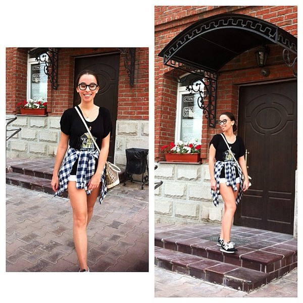 модный блогер Тюмени Полина Шорбан