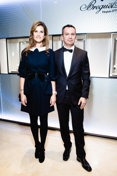 Знаменитости на открытии бутика Tourbillon | галерея [1] фото [2]