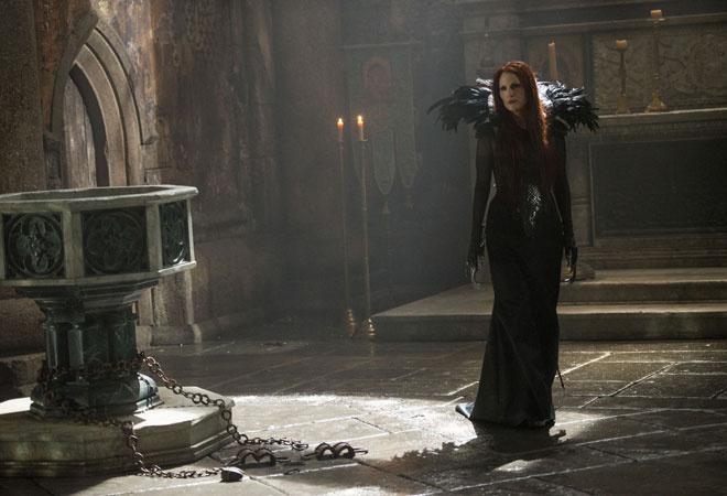 Платья ведьм в кино