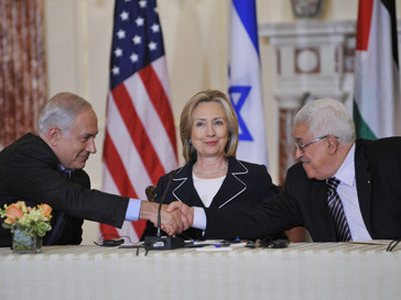 Второй раунд палестино-израильскиъ переговоров