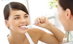 Гигиена рта: правила чистки зубов