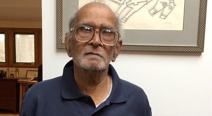 Кришнамурти Дасу, 90 лет