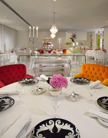 Ресторан Rhodes Mezzanine