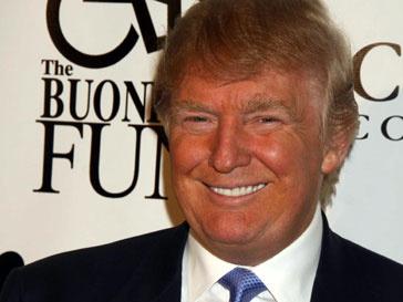 Дональд Трамп (Donald Trump) - глава большого семейства