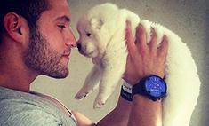 Милота дня: мужчины, которые обожают животных