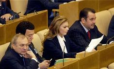 Алина Кабаева вошла в список самых сексуальных политиков мира