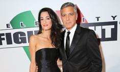 Клуни сыграет свадьбу в Венеции