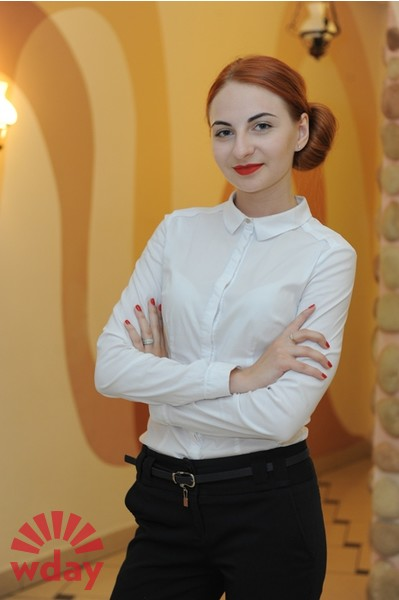 Александра Строева, 21 год