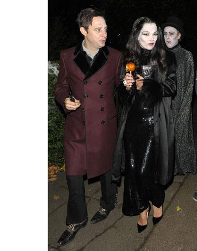 Кейт Мосс (Kate Moss) и ее муж Джейми Хинс (Jamie Hince)