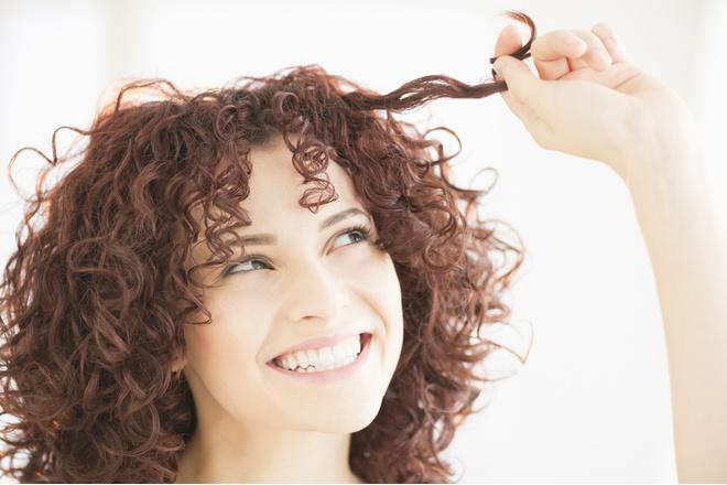 Карвинг - легкая химия для коротких волос