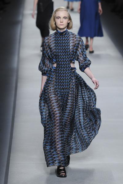 50 лучших платьев Недели моды в Милане | галерея [1] фото [17]