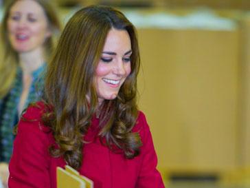 Возможно, через восемь месяцев у Кейт Миддлтон родится первенец
