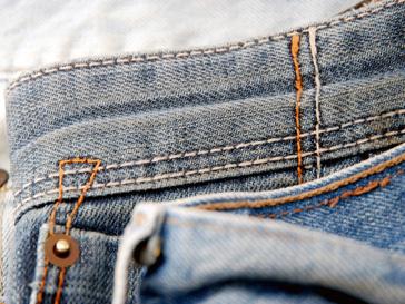 Джинсы носили еще в 17 веке