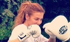 Анна Седокова занялась боксом