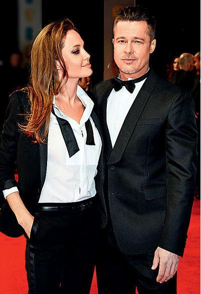 Джоли и Питт не разводятся