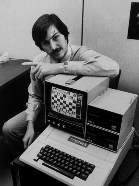 Стив Джобс фото
