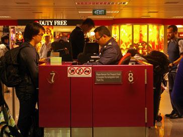 Выбрав компанию «Тулпар Эйр», вы рискуете скупить весь Duty Free в ожидании своего рейса