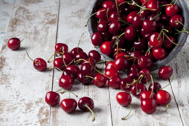 витамины содержащиеся в вишне