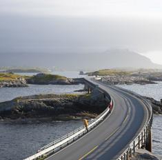 Удивительные места: дороги, от которых захватывает дух