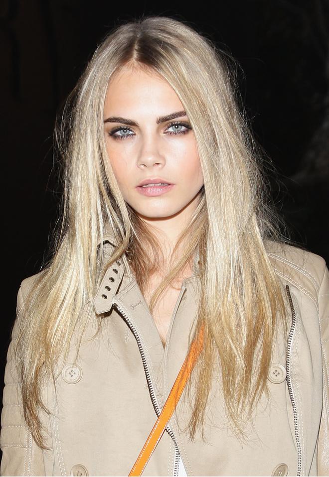 тонирование осветленных волос
