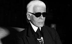 Карл Лагерфельд сыграет роль «понтифика от моды»