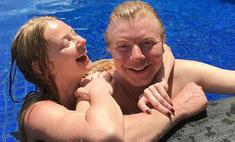 Ходченкова отдыхает на Бали с рыженьким из «Иванушек»