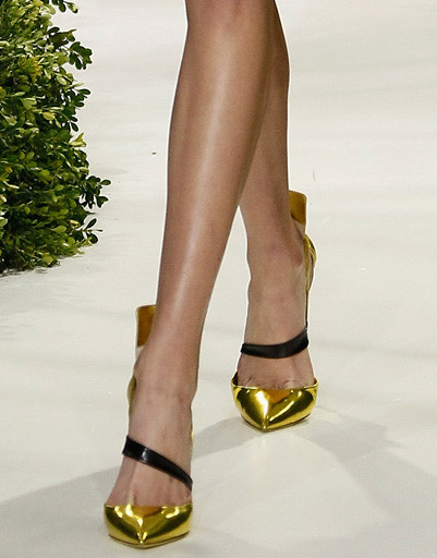 Показ Dior Haute Couture весна-лето 2013, Неделя высокой моды в Париже