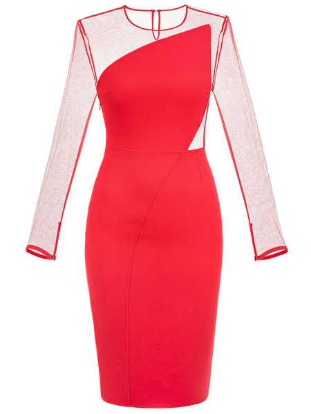 Красные платья | галерея [1] фото [9]
