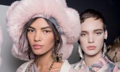 Утонченная классика: как повторить макияж с шоу Giorgio Armani