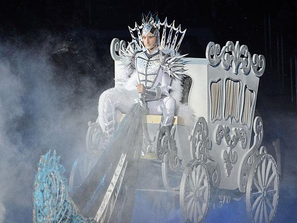 """Шоу """"Снежный король"""" Евгений Плющенко"""