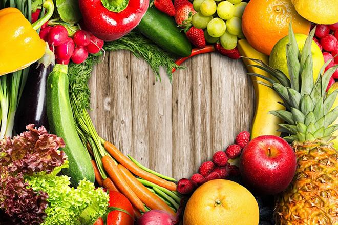 полезные продукты диета