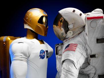 Робот-гуманоид отправится на Луну