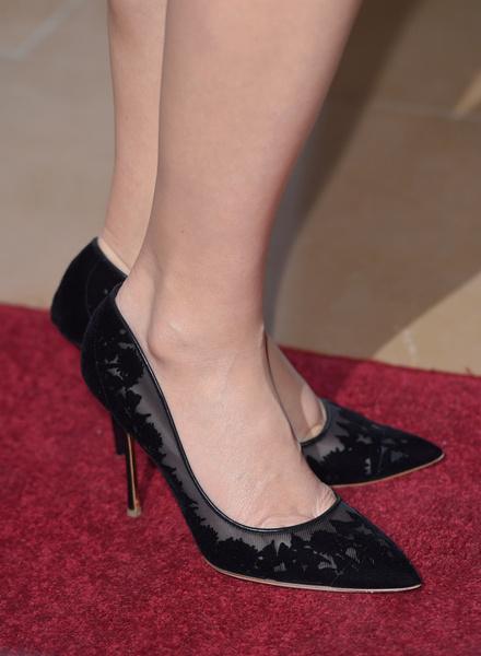 звезды с большим размером ноги Кейт Уинслет