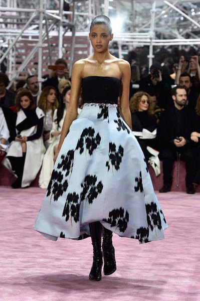 Показ Dior Haute Couture   галерея [1] фото [9]