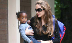 Анджелина Джоли довела себя до истощения