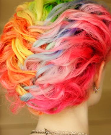 краска для волос вред