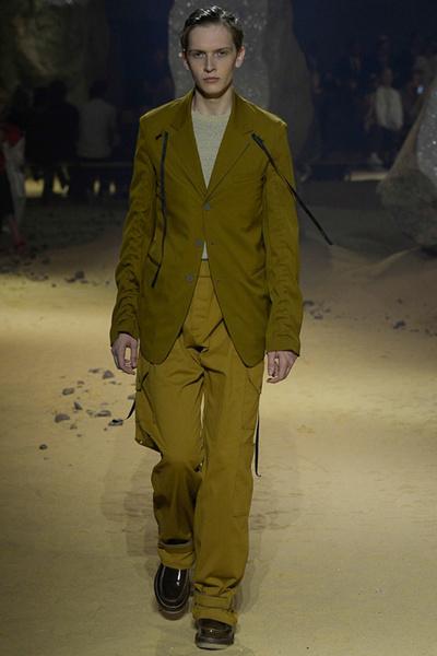 Неделя мужской моды в Париже: лучшие показы | галерея [5] фото [21]