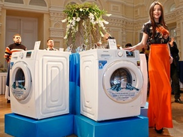 Стиральная машина eco bubble